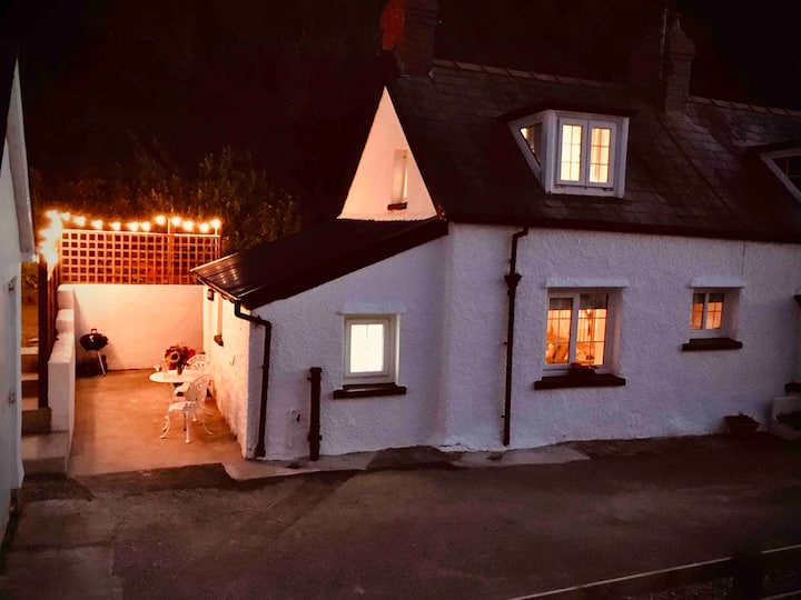 Cosy Coastal Cottage in Llangranog