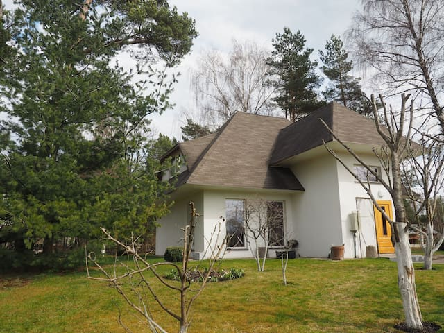 Klapkalnciems cottage - Klapkalnciems - Casa