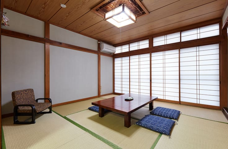 100㎡ House with Japanese Garden - 墨田区 - 一軒家