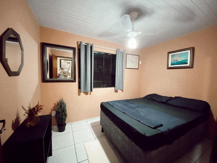 Hostel Praia - Quarto Casal - 450m Praia do Forte