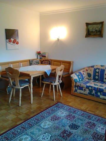 Ferienwohnung Eiler II - Rottach-Egern - Apartment