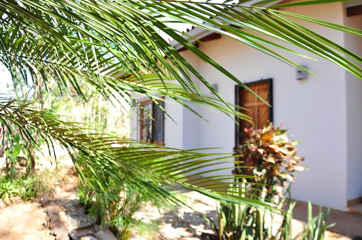 The Avellanas Bungalow - tranquil 5m walk to Beach