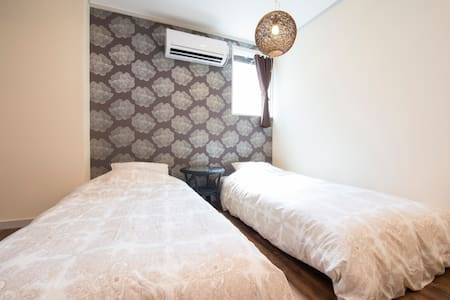 Room for two by Kanazawa Station FREE WIFI#202 - Appartamento