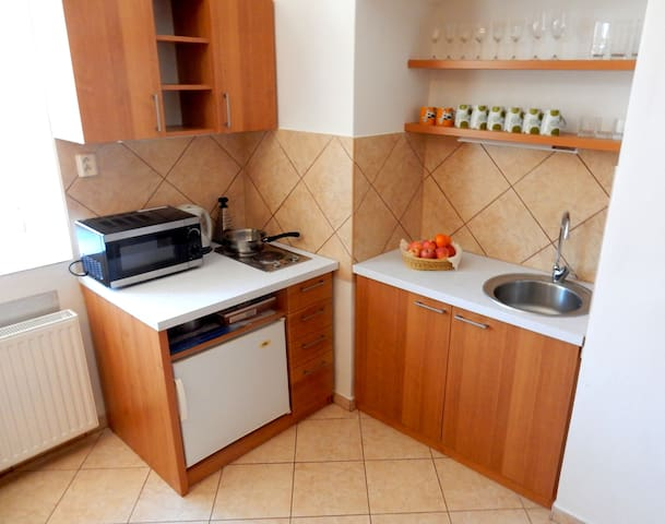 Family apartment with Private Sauna - Poprad - Serviced apartment