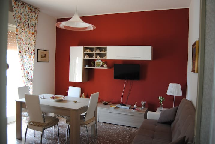 "holiday home ""Bella Vista"" in Capo Mulini-Acireale"