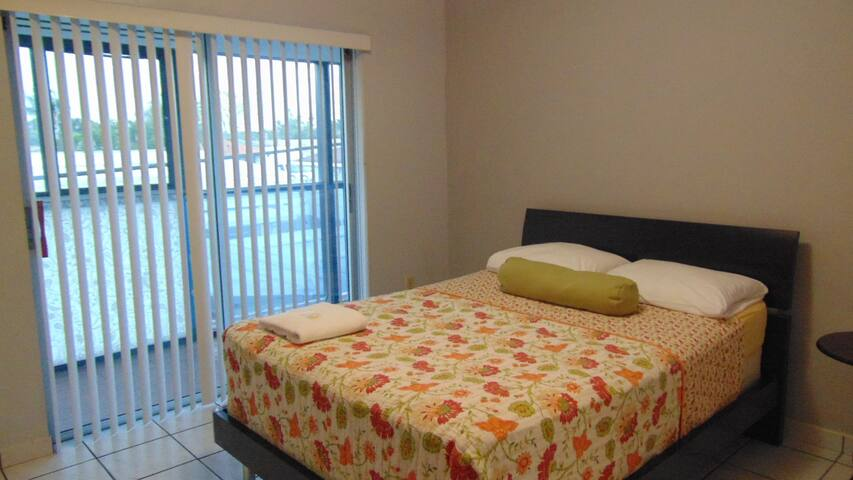 Private Bedroom 4 + Private gated parking