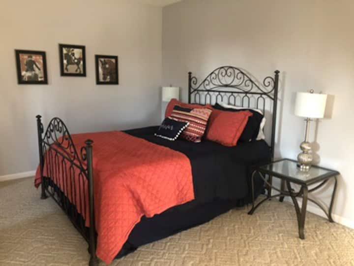 Winner's Circle Suite at Regalus Farm