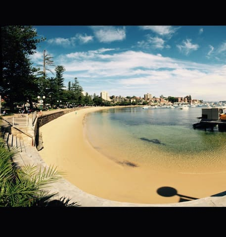 Front Beach/Best Location - Manly - Pis