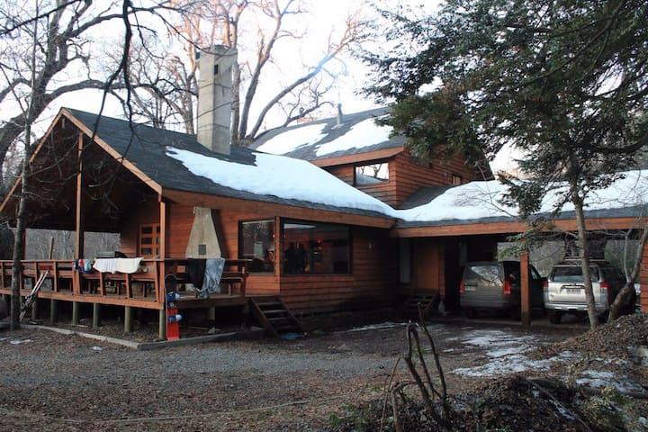 Hermosa casa en las Trancas de Chillan