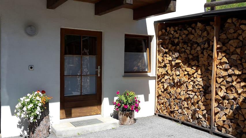 Ferienstudio Vereina - Zernez - Appartement