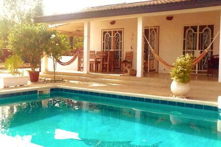 Villa Homère Magnifique Villa Mer et Lagune