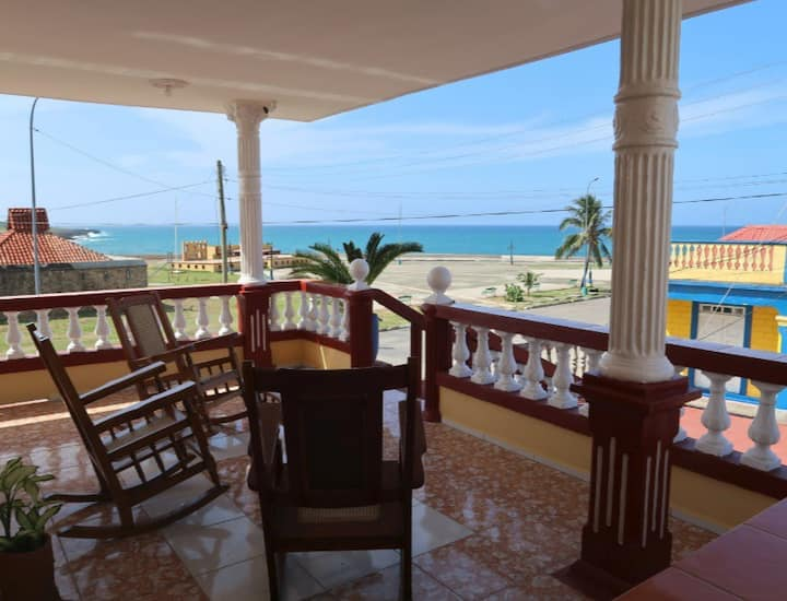 Villa Esmeralda, 240º Fantastic Oceanview Apt # 1