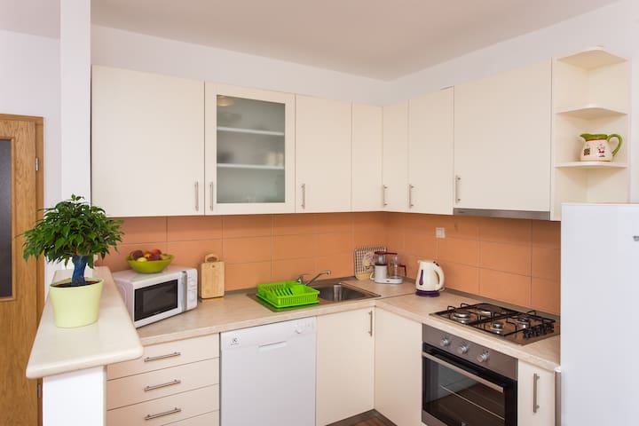 One Bedroom Apartment Lise with Terrace&Sea View - Mlini - Byt