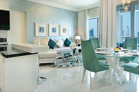 Cosy 1 Bed Flat Downtown Mall Street - Dubai