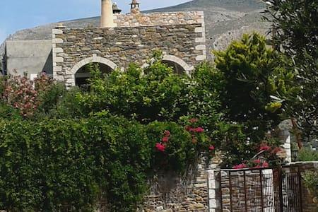 Calliope - Kiparissos - Casa