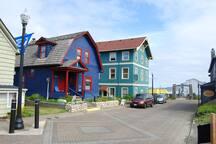 Nye Beach Street Scene
