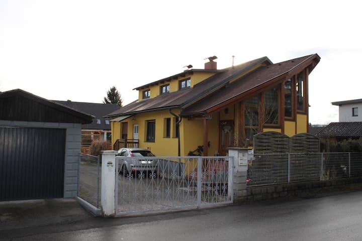 Wohnung für 3-4 Personen