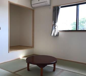 駅近で便利!かめのこホステル 和の個室 Japanese private room