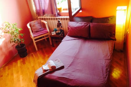 Sunny, cozy room in the heart of Belgrade - Beograd