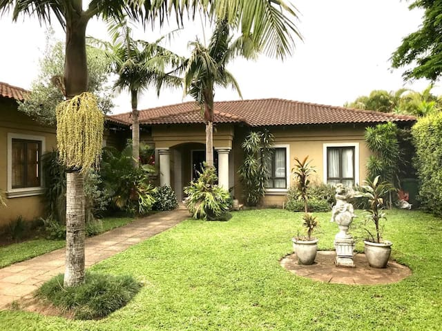 Ballito Family Holiday Home on Umhlali Golf Estate