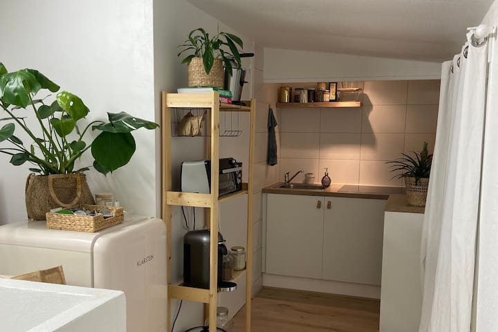 Charmant petit studio à 9 min de Paris