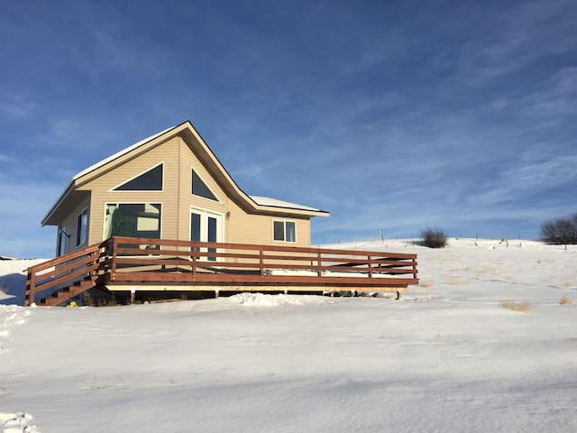 Star Valley, WY Mountain Retreat