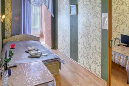Комната 6. Большой ПС проспект,13 - Sankt-Peterburg