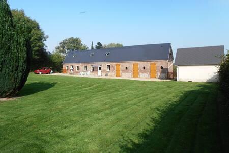 Maison avec jardin classée 3 * - mer à 2,5 km