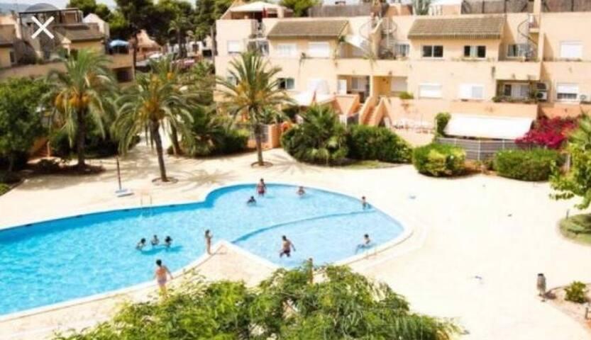 Great penthouse in Playa d'en bossa - EsP
