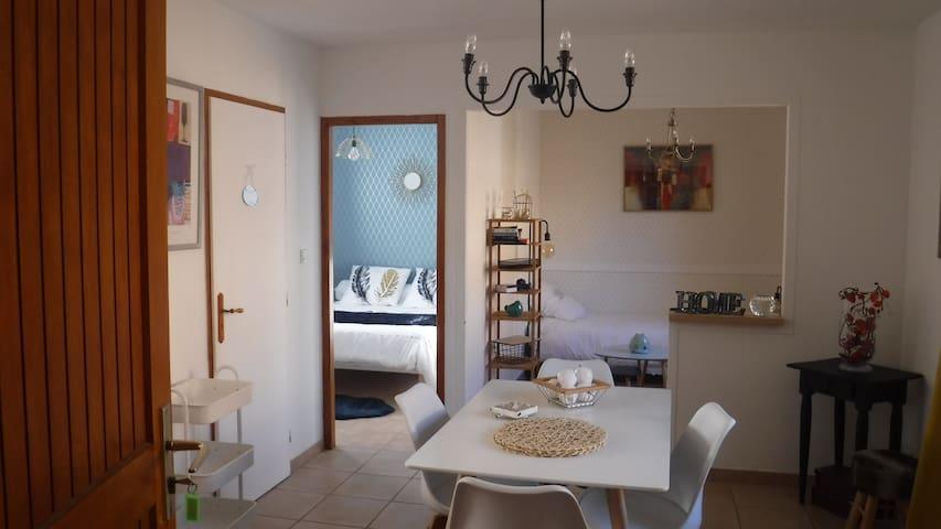 Appartement du porche