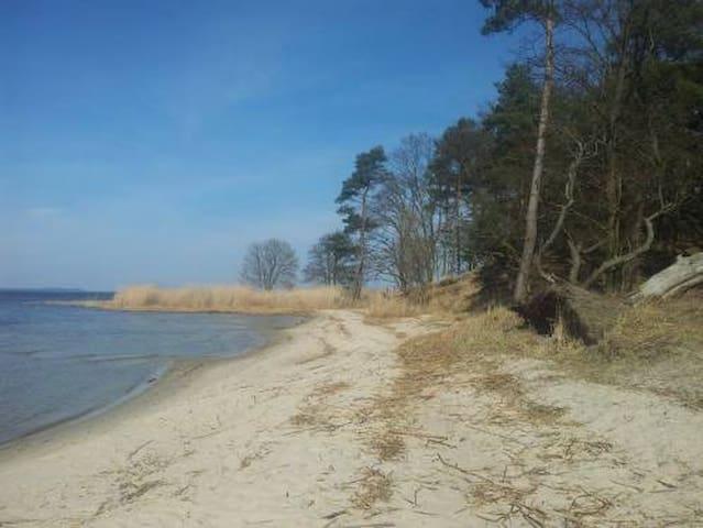 Häuschen am Stettiner Haff - klein aber fein! - Ueckermünde - Bungalow
