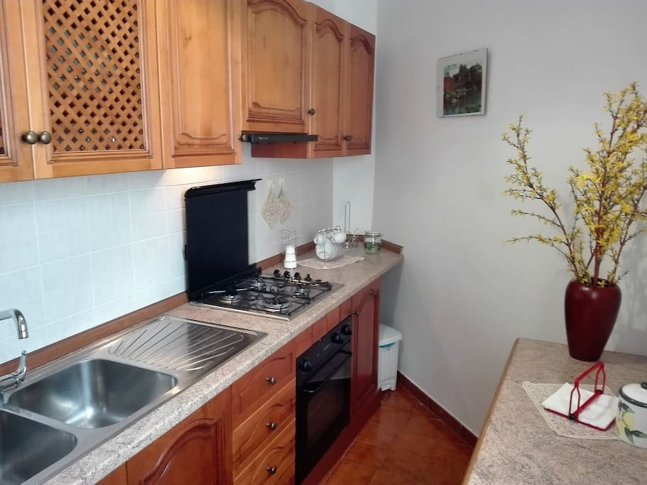 Vano cucina