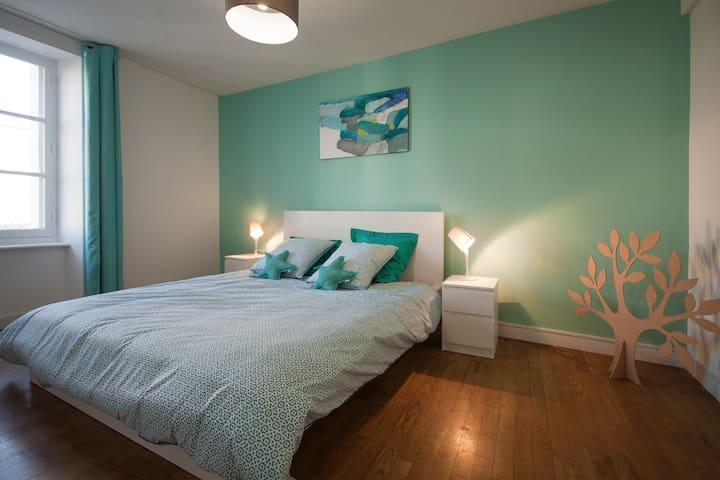 Appartement - Port Rhu - 83m² - Douarnenez - Apartment