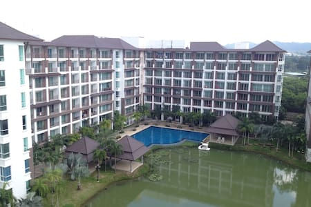 a.d condominium bangsaray lake & resort - Apartment