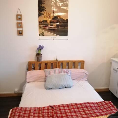 Belle chambre à coté de Paris