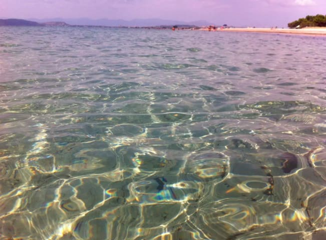 Fronte spiaggia Poetto - Quartu Sant'Elena - Apartment