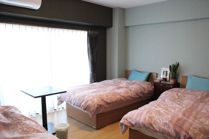 Guest house izumiya western style2 Private room 個室