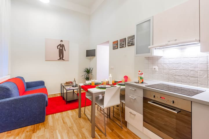 pragueforyou ❤ H4 ❤ Special cosy flat in Center!