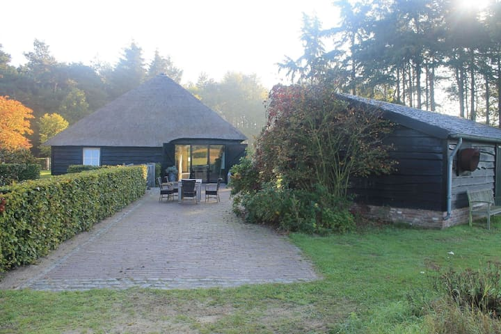 Pretty Holiday Home with Garden, Roof Terrace, Floor Heating