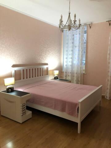 Комфортная квартира у Петропавловской крепости