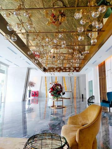 Brand new 2 bedroom apartment in Cikini.