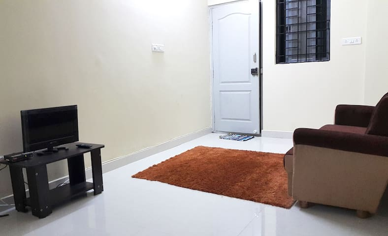 1BHK close to CV Raman Nagar Bhagmane Tech park - Bangalore - Casa