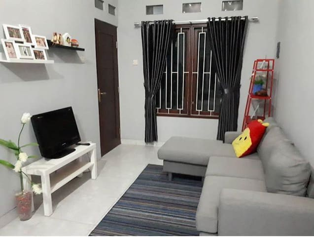 A large comfortable home for kid and family groups