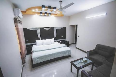 Comfort and Quality Rooms in Karachi