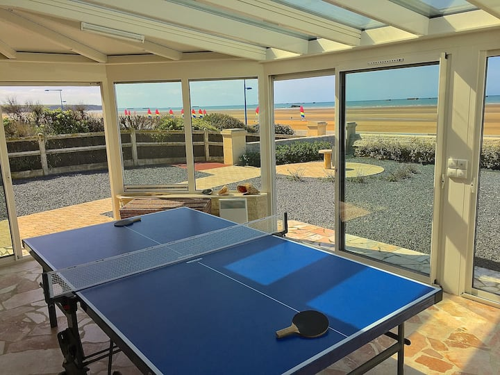Villa lumineuse en front de mer (Gold Beach)