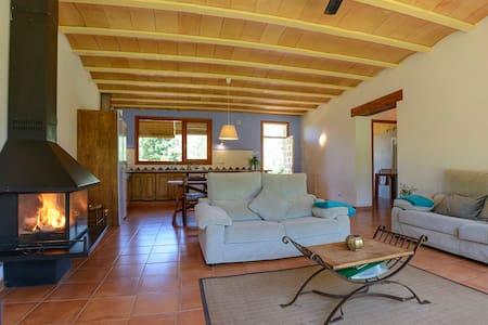 Belleza y tranquilidad en interior Costa Brava