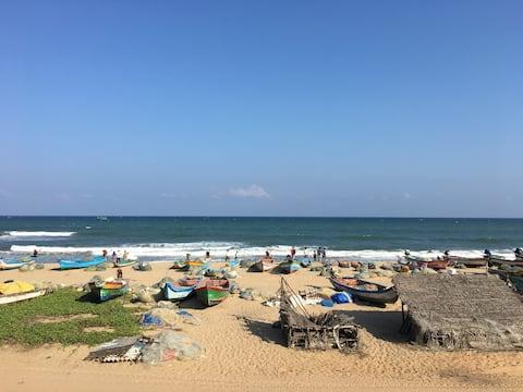 Serenity Beach, Casa Arma, Sea view house