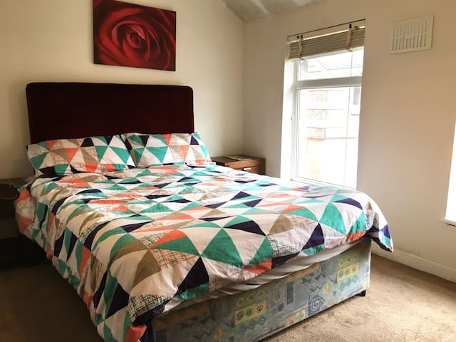 Lovely Double bedroom in Cork City Centre - Cork - House