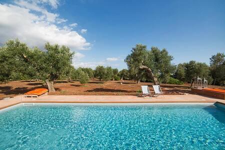 Luxury Villa with Pool in Ugento Gallipoli - Ugento