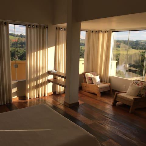 Casa Mia 1 - Vista e conforto incríveis.